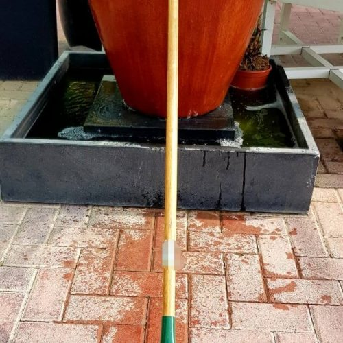 Steel Garden rake ,Steel Garden rake with wooden handle