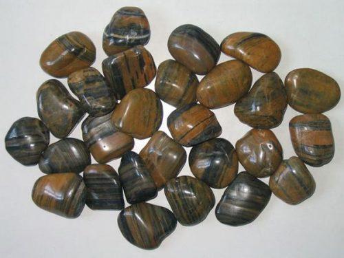 Tiger pebbles