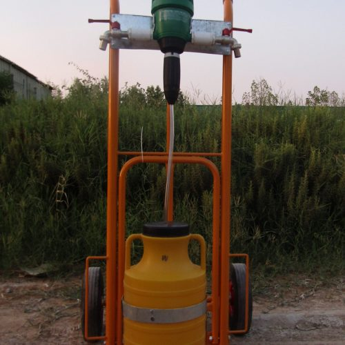 Fertilizer injector