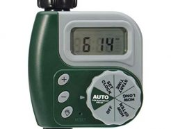Automatic Water Sprinkler Timer