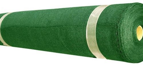 Garden Shade Net Dark Green