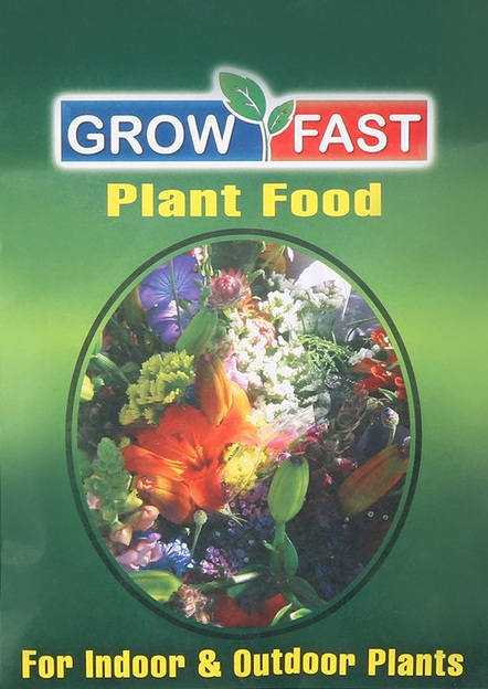 Grow Fast Plant Food