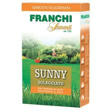 Franchi Grass Seeds Sunny