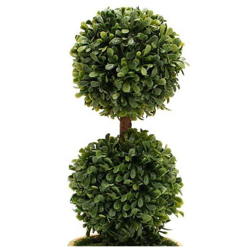 Artificial Tree With Pot Green 134 centimeter