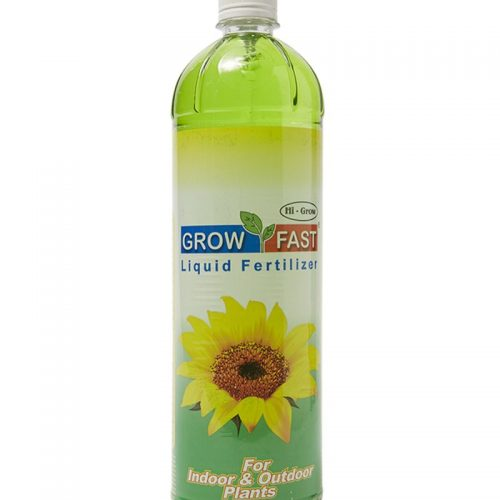 grow fast liquid fertilizer