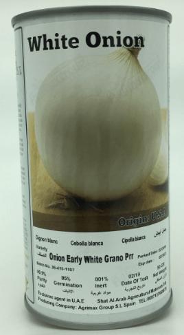 Onion Early White Grano Prr