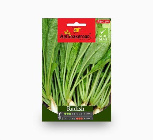 Radish Agrimax Seeds
