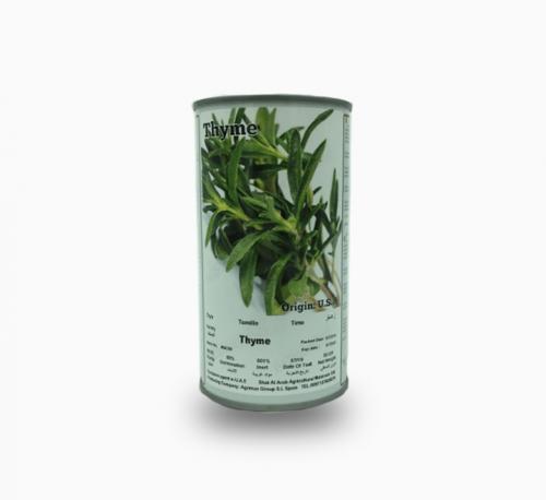 Thyme Seeds Tin