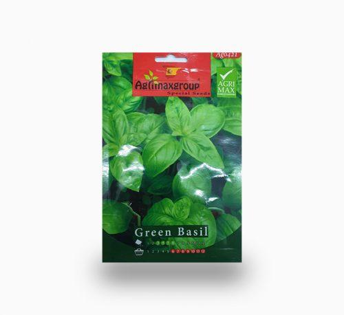 Green Basil Agrimax Seeds
