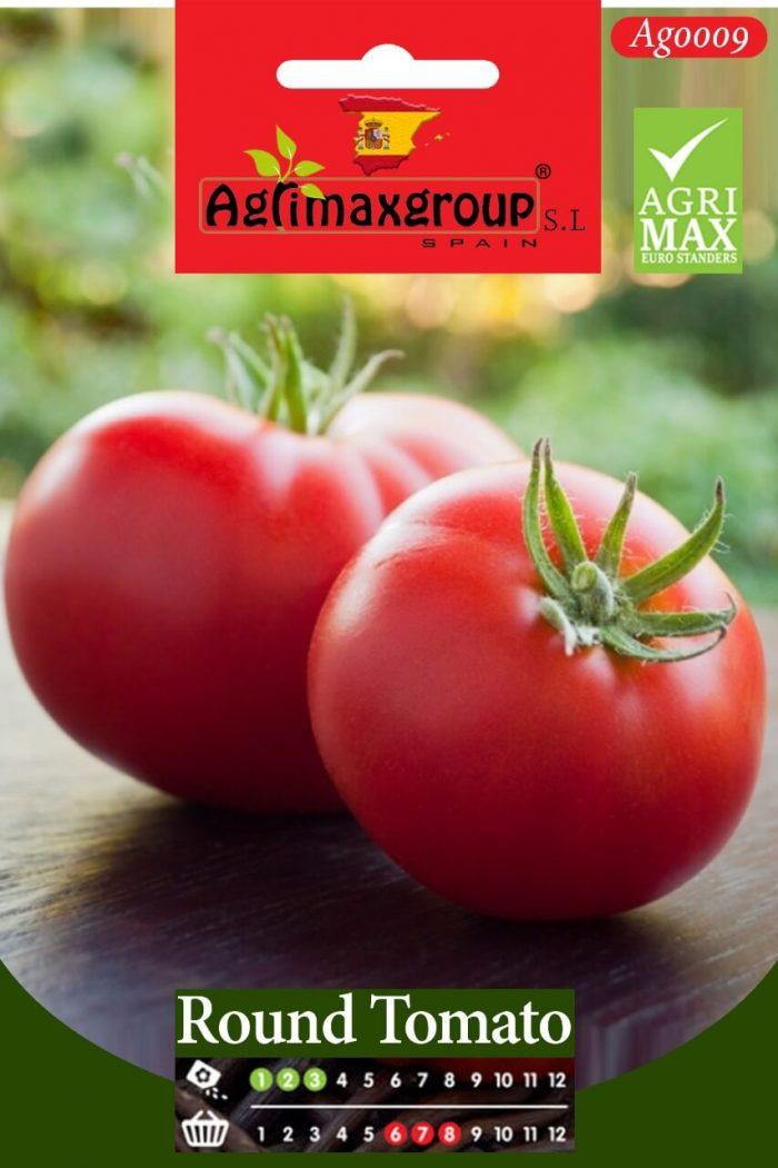 Round Tomato