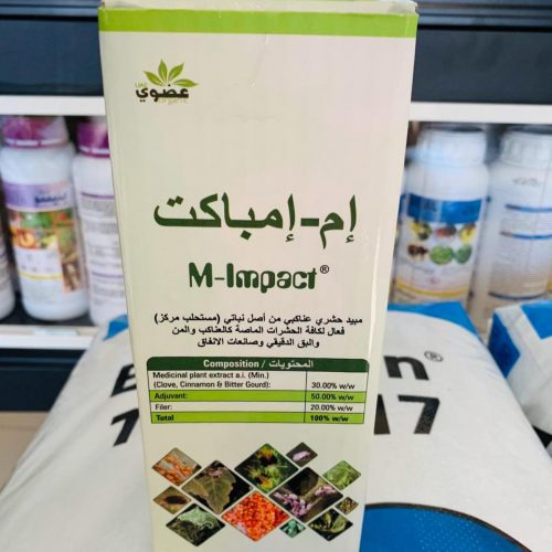 "M-Impact ""Organic insecticide"""