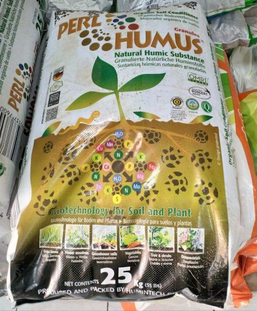 Granulated Humic Acid