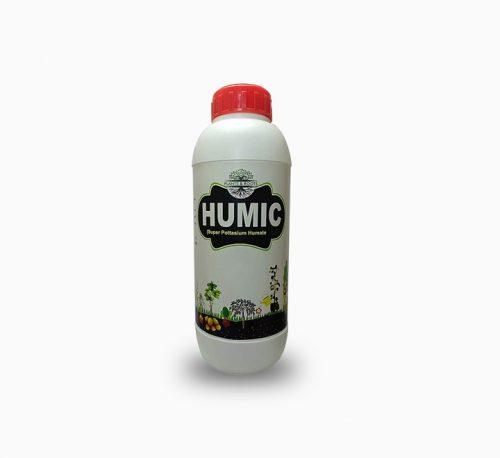 Humic Acid 28% with Potassium 500ml