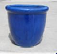 Mossgreen Rolled Rim Pot