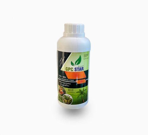 """Potassium Rich Plants Supplement """"GPC Star"""""""
