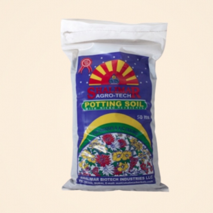 Shalimar potting soil