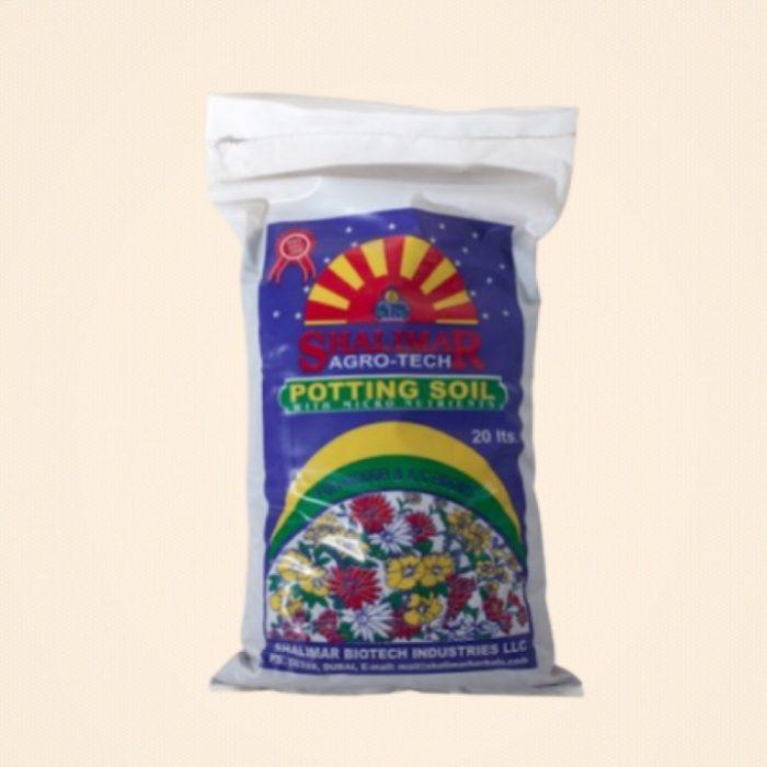 potting soil Shalimar