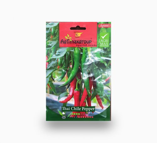 Thai Chile Pepper Agrimax seeds