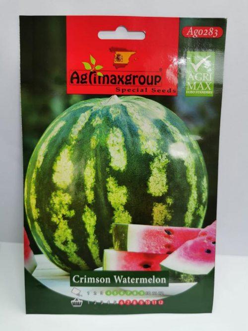 Crimson watermelon