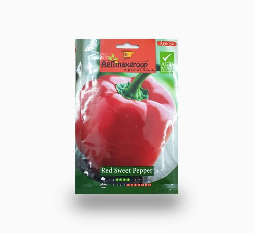 Red Sweet Pepper Agrimax seeds
