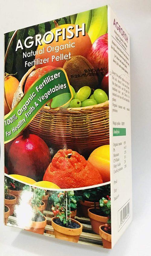 Agrofish Natural Organic Fertilizer Pellet