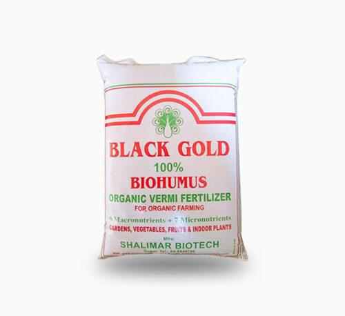 Black Gold Organic Vermi Fertilizer