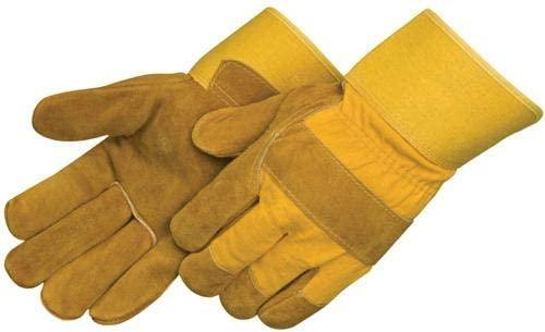 Garden Safety Leather Gloves