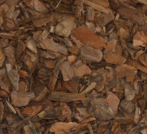 Pine Bark Mulch Per KG
