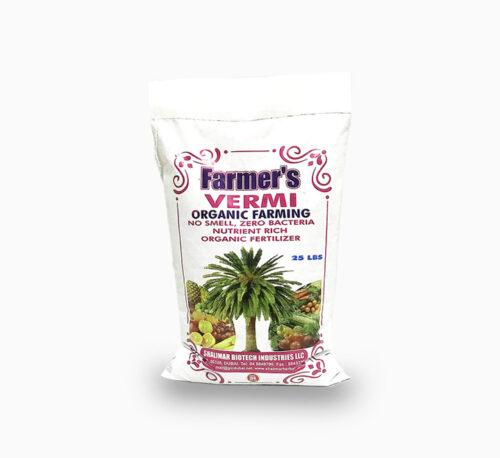 Vermicompost for Organic Farming