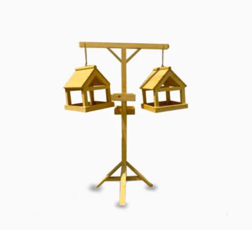 Handmade Hanging Bird Feeder