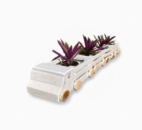 Handmade Metro Planter