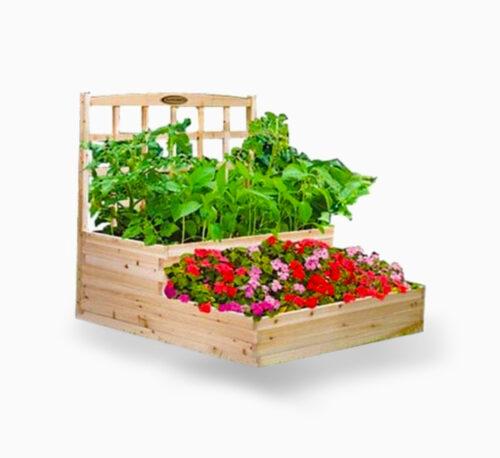 Handmade Planda Veg Planter