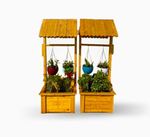 Handmade Safar Planter Outdoor