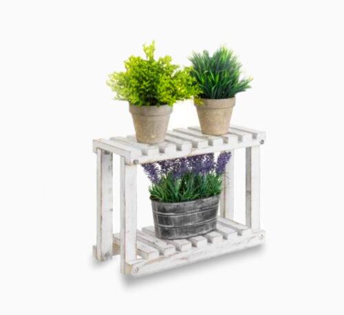 Handmade Spen Planter Shelf