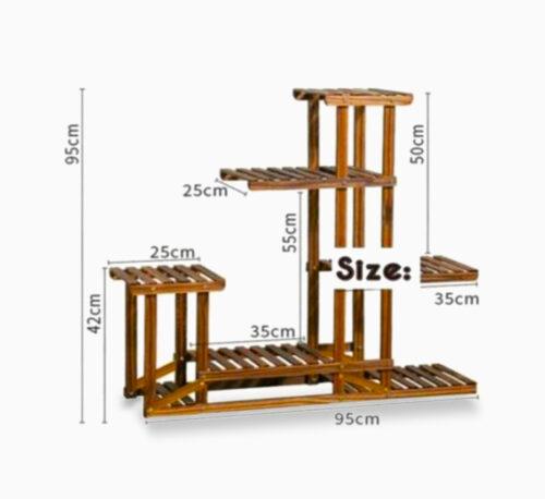 Handmade Torza Planter Shelf