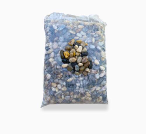 Mixed Pebbles 2-4cm 20KG
