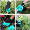gardening gloves with claws 2