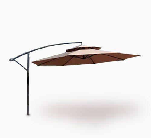 Parasol Umbrella Banana Cantilever Umbrella